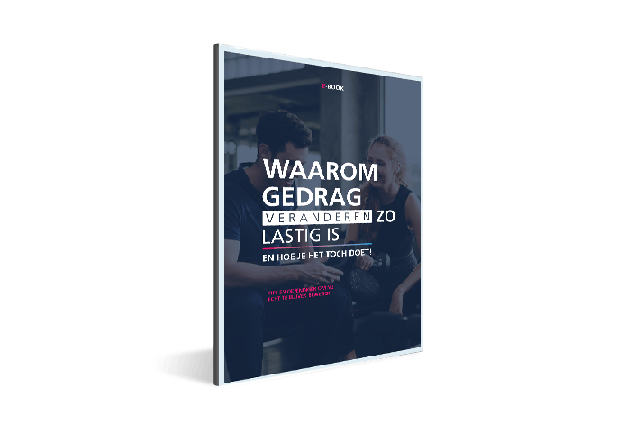cover van het e-book gedrag veranderen