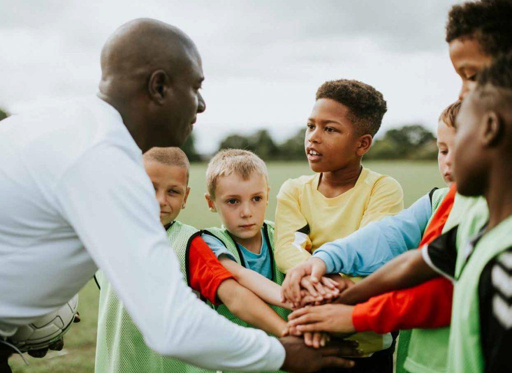 teambuilding kinderen