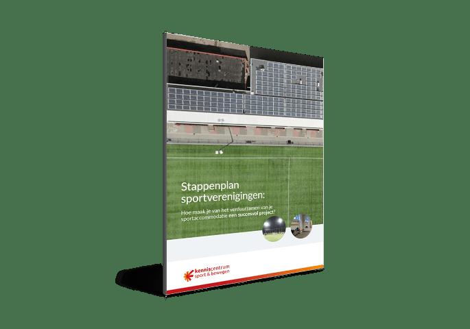 voorkant stappenplan sportvereniging