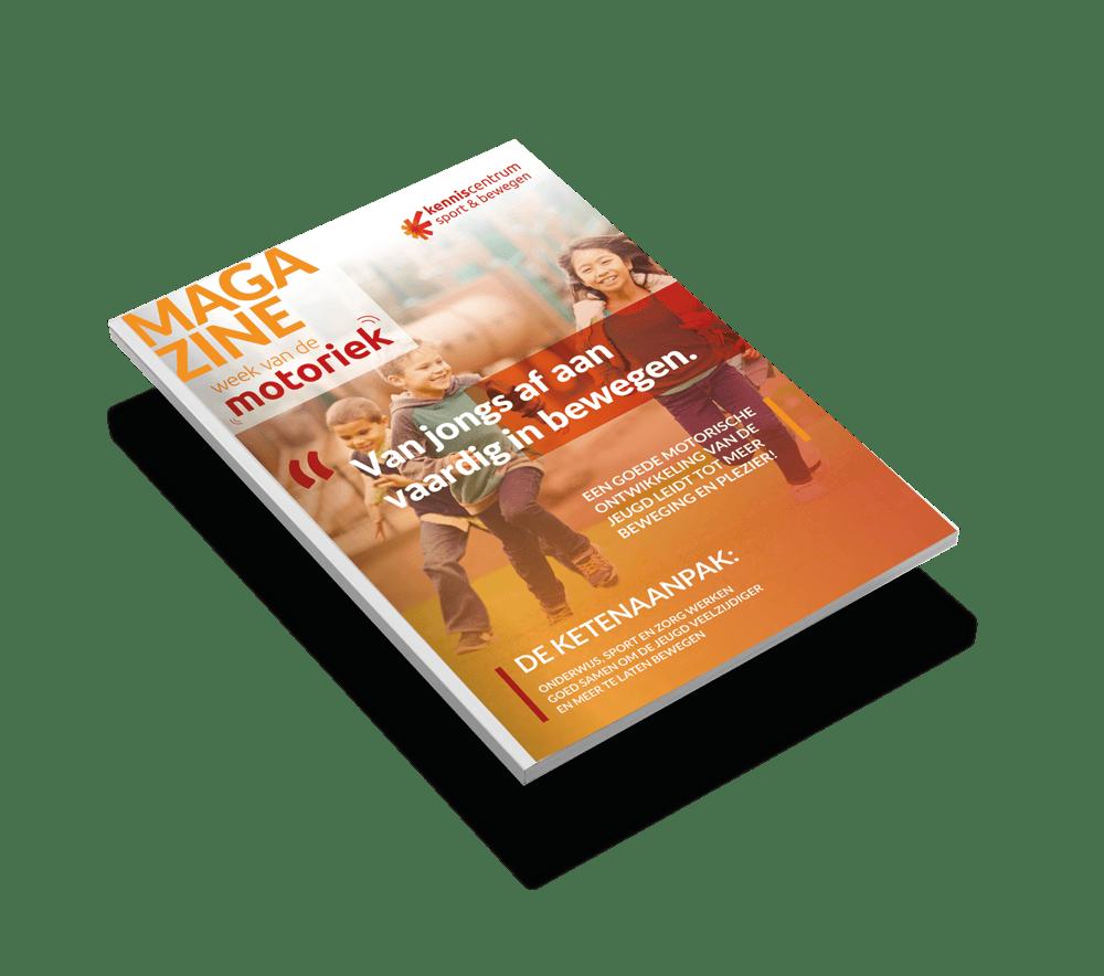 cover magazine week van de motoriek