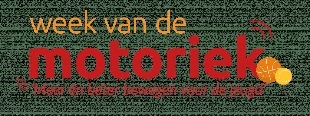 logo week van de motoriek 2021