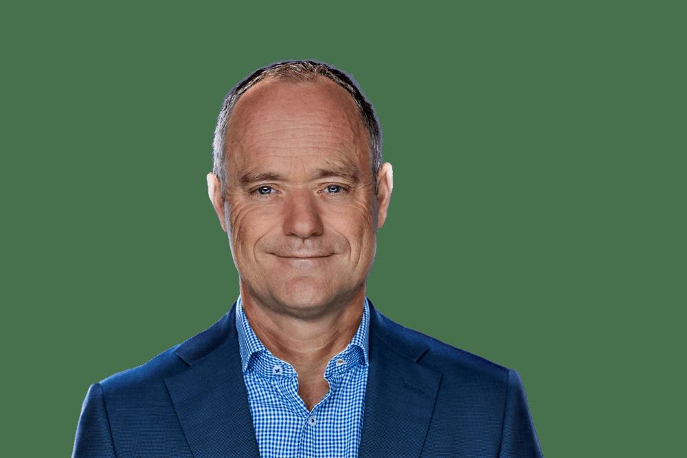 Bert van Oostveen, directeur-bestuurder Kenniscentrum Sport & Bewegen