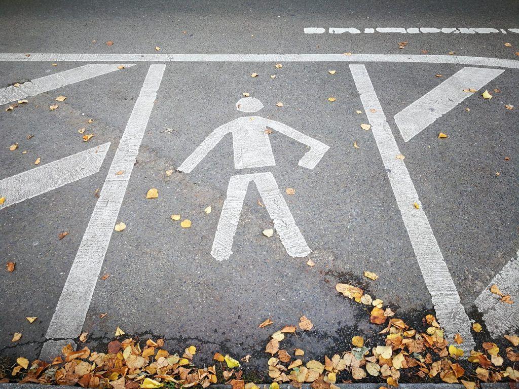 voetgangerspad
